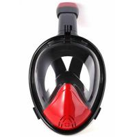 Easy Breathe Diving Full Face Mask 180 Degree View Natural Air Flow Manufactures