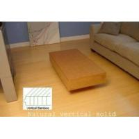 Solid Natural Vertical Bamboo Floor Manufactures