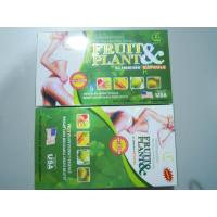 Botanical Slimming Pills, Herbal Fruit & Plant without Side Effect for Adolescent Obesity Manufactures