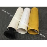 Industrial Dust Filtration Dust Collector Filter Bags With High Temperature Resistance Manufactures