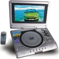 7Inch Portable DVD Player Manufactures