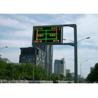 China Traffic Safety P16 LED Road Signs Solar Electrical Energy Generation on sale