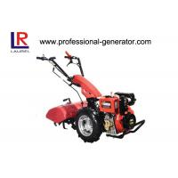 China Diesel 6.3kw Turbine Worm Driving Tractor Tillers And Cultivators For Ploughing Ditch Tiller on sale