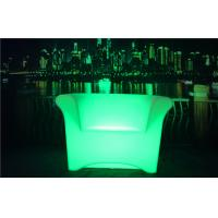 6 Hours Charge Time LED Lighting Furniture 10 M Control Distance LED Light Sofa Manufactures