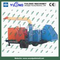 PTO wood chipper Mobile wood chipper Diesel engine wood chipper Manufactures