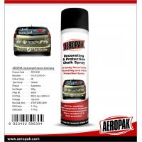 AEROPAK 500ML aerosol spray can Decorating and Protection Chalk Spray Manufactures