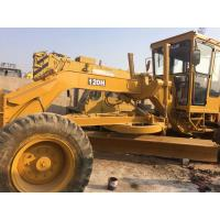 120h CAT used motor grader for sale Manufactures