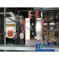 hanna powder coating machine/line/equipment/system/oven/booth Manufactures