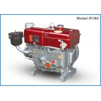 China R180NM Diesel Engine Driven Generator 1 Cylinder Electric Start Diesel Engine on sale
