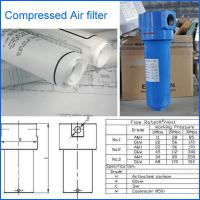 BOCIN Customizable Fuel Gas Filters Housing For Air Purification CE ISO9001 Manufactures