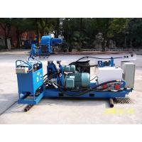 Skid Mounted Portable Drilling Rigs , Jet Grouting Drilling Rig Manufactures