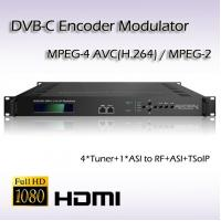 DVB-S2 TO DVB-C Four-Channel Re-Modulator REM7004 Manufactures