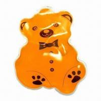 Bear-shaped Reusable Hand Warmers Manufactures