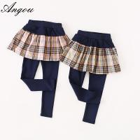 Agnou new Spring girls legging Girls Skirt-pants Cake skirt girl baby pants kids leggings Manufactures