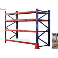 Wire Mesh Decking Commercial Warehouse Shelving High Loading Capacity Stable Manufactures