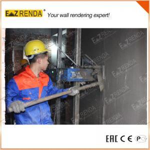 50HZ Single Phase Plaster Spray Machine , Mortar Spray Machine For Plastering Walls Manufactures
