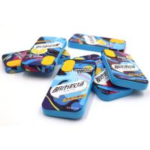 Sugar Free Compressed Mint Candy Sea Salt And Fresh Lemon Flavor Manufactures