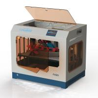 Creatbot F430 Desktop Fdm 3d Printer With Large Color Touch Screen Manufactures
