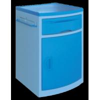 Beautiful Appearance Medical Hospital Bed Side Cabinets Acid And Alkali Proof Manufactures