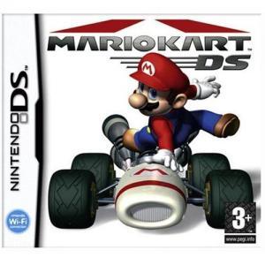 Mario Kart DS (Nintendo DS, 2005) Manufactures