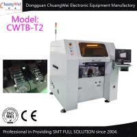 China 0.05mm Automatic Vision PCB Labeling Machine With Intelligent / Handy Functions on sale