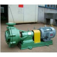 Mortar Magma Chemical Process Centrifugal Slurry Pump For Smelting Industry Electric Manufactures
