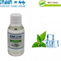 High Concentrate PG VG based Ice Menthol Flavor E Juice Concentrate Manufactures