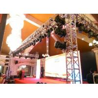 China ML -203 CE Approved Anti - Oxidation Aluminum Stage Truss For Indoor Wedding on sale