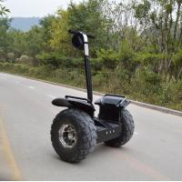 Aluminium Body Off-road Self Balancing Scooter, 19inch Electric Scooter For Leasing / Tour / Patrol Manufactures