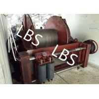 Wire Rope Offshore Boat Lifting Winch Wireline Winch With Spooling Device Manufactures