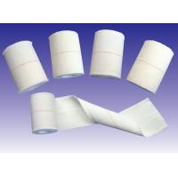 Elastic adhesive bandage medical tapes surgical tapes white with red thread surgical tapes Manufactures