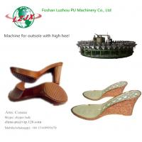 Quality Injection Machinery for Sole Safety Shoes Slipper & Sandal Making Machine for sale