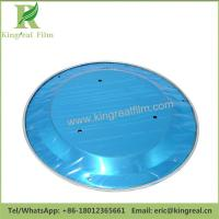 0.03mm-0.20mm Thickness PE Adhesion Aluminum Surface Protective Film for Temporary Protection Manufactures