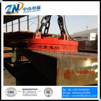 Dia-1600 mm Circular Lifting Electro Magnet for Steel Thick Plate Lifting MW03-160L/1 Manufactures