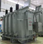 Eco - Friendly Three Winding Transformer 60000KVA YN D11 ONAF