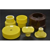 High Heat Resistance Aluminum Oxide Ceramic Cup / Socket For Industry Manufactures