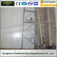 75mm Thick Thermal Insulated Sandwich Panels PU Wall System Use Manufactures