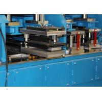 C&Z Purlin Forming Machine 1.0 - 3.0mm Thickness Hydraulic Cutting 18m Every Min Manufactures