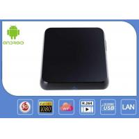 S905 Iptv Android Box Smart Tv Box Android Support KODI Widevine DRM Manufactures