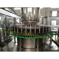 Drinking Water Bottle / Barrel / Bucket Filling Machine 3 In 1 Rotary Monoblock Manufactures