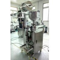 Vertical Liquid Pouch Filling Equipment / Machine For Canadian Ice Wine Manufactures