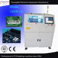 Programming PCB Circut Board Label Maker Machine 0.01mm Control Motor Repeat Accuracy for sale