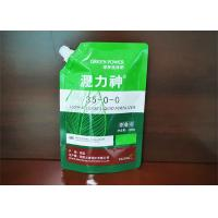 Slow Release Liquid Fertilizer Liquid Spray Pocket Liquid Packaging Plastic Bags Manufactures