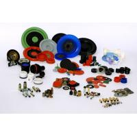 Die Cutting Silicone Cord Gasket Seal , High Temperature Silicone Rubber Washers Manufactures