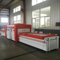 Easy And Efficient Pvc Vacuum Press Machine No Pollution No Peculiar Smell Manufactures