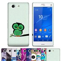 Mini Soft TPU Printed  z3 case cover , Mobile Phone Case Back Cover Manufactures