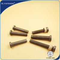 SO 13918 Shear Connector Studs , Welded Shear Studs Plain Finish SWRCH15A Material Manufactures