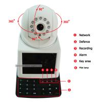 CCTV camera Video Network Phone wireless mini robot Wifi free video call IP Camera support TF card Record Manufactures