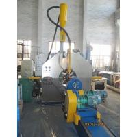 China SAW Automatic Welding Machine Polygonal And Circle Taper Light Post Clamping And Welding on sale