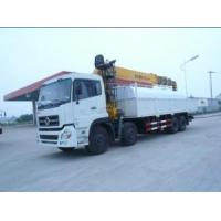 China 16 Ton Truck Mounted Crane Telescopic Boom Crane on sale